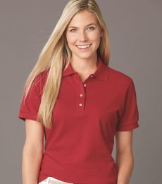 440 Jerzees Ladies' Ring-Spun Cotton Pique Polo