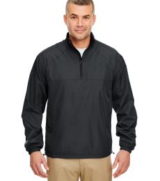 8936 UltraClub® Adult Micro-Polyester Windshirt