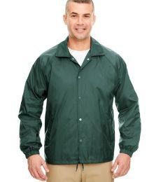 8944 UltraClub® Adult Nylon Coaches Jacket