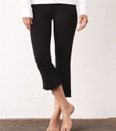 BELLA+CANVAS 815 Womens Capri Lounge Pants
