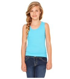 BELLA 9080 Girls Tank Top