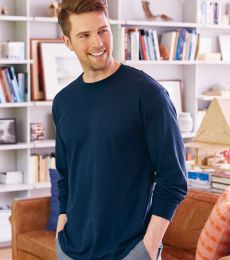 5286 Hanes® Heavyweight Long Sleeve T-shirt
