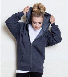 Ei-Lo 9381 Unisex Soft Fleece Zip Hoodie