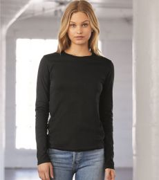 BELLA 6500 Womens Long Sleeve T-shirt