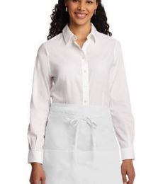 Port Authority A706    Easy Care Half Bistro Apron with Stain Release