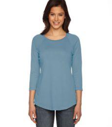 AP203W Authentic Pigment Ladies' True Spirit Raglan T-Shirt
