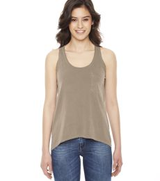AP202W Authentic Pigment Ladies' Best Summer Pocket Tank