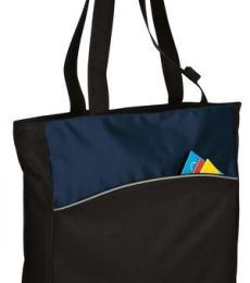 Port Authority B1510    - Two-Tone Colorblock Tote