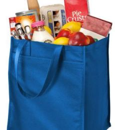 Port Authority B160    - Extra-Wide Polypropylene Grocery Tote