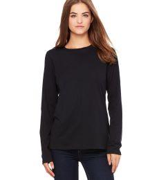 BELLA 6450 Womens Long Sleeve Missy T-Shirt