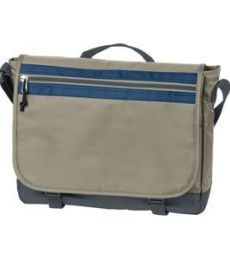 BG301 Port Authority® Nailhead Messenger