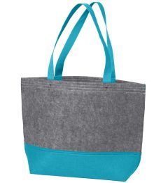 BG402M Port Authority® Medium Felt Tote