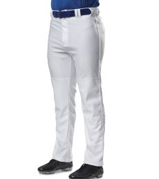 NB6162 A4 Youth Pro Style Open Bottom Baggy Cut Baseball Pants