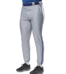 NB6178 A4 Youth Pro Style Elastic Bottom Baseball Pant