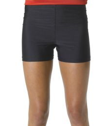"""NW5313 A4 Women's 4"""" Compression Short"""