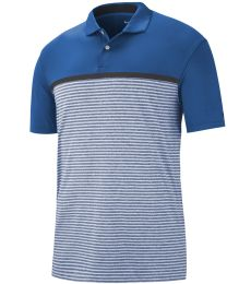Nike BV1320  Tiger Woods Vapor Stripe Polo