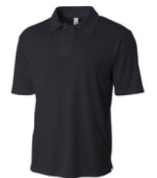 NB3261 A4 Youth Circular-Knit Performance Polo