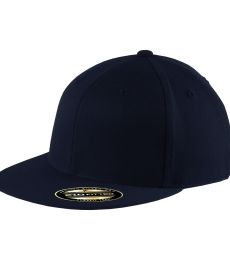 Port Authority C808    Flexfit   Flat Bill Cap