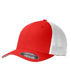 Port Authority C812    Flexfit   Mesh Back Cap