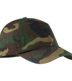 Port Authority C851    Camouflage Cap