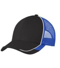 C904 Port Authority® Colorblock Mesh Back Cap