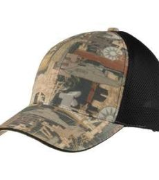 Port Authority C912    Camouflage Cap with Air Mesh Back