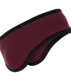 Port Authority C916    Two-Color Fleece Headband