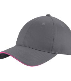 Port Authority C919 Port & Company   Unstructured Sandwich Bill Cap