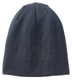 242 C935 Port Authority Rib Knit Slouch Beanie