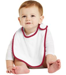 Port & Company CAR31 Precious Cargo® Infant Terry Bib