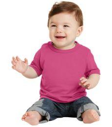 244 CAR54I Port & Company Infant Core Cotton Tee