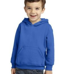 244 CAR78TH Port & Company Toddler Core Fleece Pullover Hooded Sweatshirt