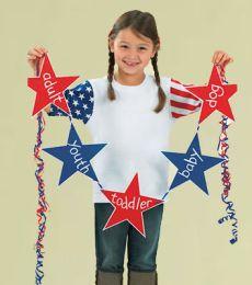 2276 Code V Star & Stripes T-shirt Youth T-shirt