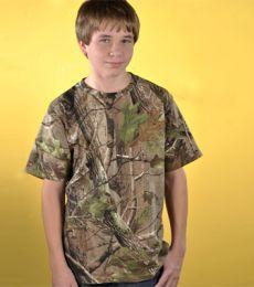 2280 Code V Youth Realtree Camo T-Shirt