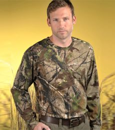 3981 Code V Realtree Long Sleeve T-shirt