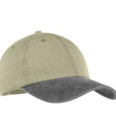 Port & Company CP83 Pigment-Dyed Dad Hat