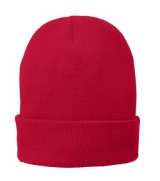Port Authority CP90L Port & Company   Fleece-Lined Knit Cap