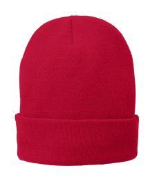 Port Authority CP90L Port & Company   Fleece-Lined Knit Cap