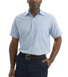 CS20LONG Red Kap - Long Size, Short Sleeve Industrial Work Shirt