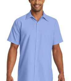 CS26 Red Kap - Short Sleeve Pocketless Gripper Shirt