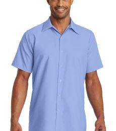 CS26 Red Kap - Short Sleeve Pocketless Gripper Shirt
