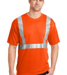 CornerStone ANSI Class 2 Safety T Shirt CS401