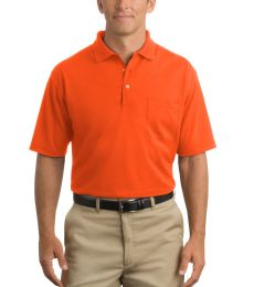CornerStone Industrial Pocket Pique Polo CS402P