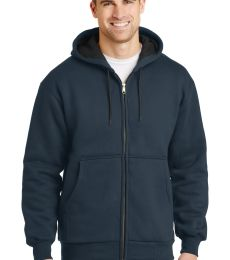 CornerStone Heavyweight Full Zip Hooded Sweatshirt with Thermal Lining CS620