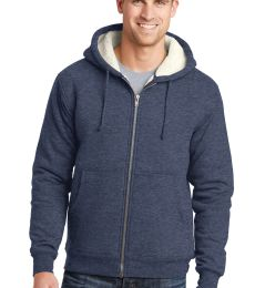 Cornerstone CS625 CornerStone Heavyweight Sherpa-Lined Hooded Fleece Jacket