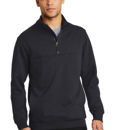 Cornerstone CS626 CornerStone 1/2-Zip Job Shirt