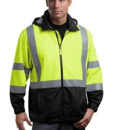 CornerStone ANSI Class 3 Safety Windbreaker CSJ25