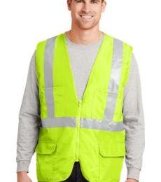 CornerStone ANSI Class 2 Mesh Back Safety Vest CSV405
