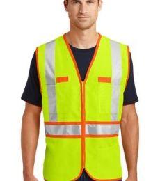 CornerStone ANSI Class 2 Dual Color Safety Vest CSV407