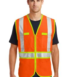 CornerStone ANSI Class 2 Dual Color Safety Vest CSV407
